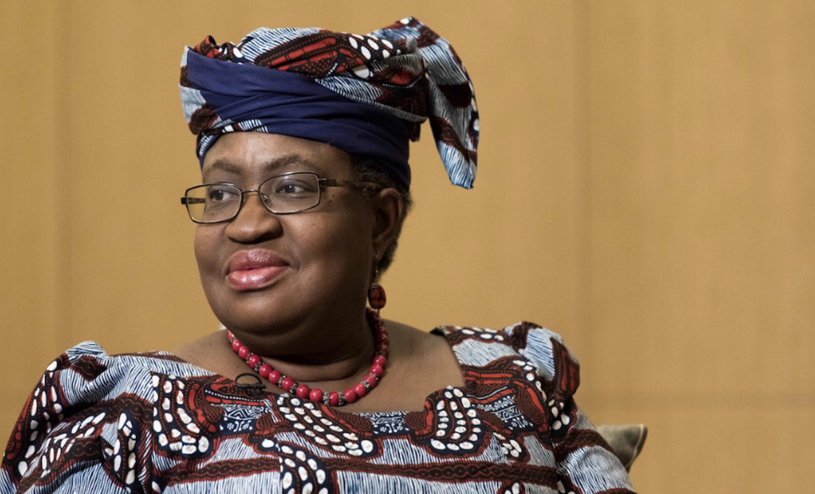 OKONJO-IWEALA GETS SUPPORT OF MOST EU MEMBERS TO BECOME DIRECTOR GENERAL OF THE WORLD TRADE ORGANIZATION