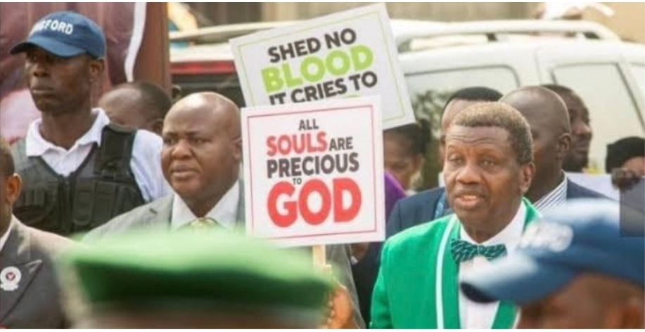 How Nigerian Christian leaders reacted to the ongoing #ENDSARS# protests