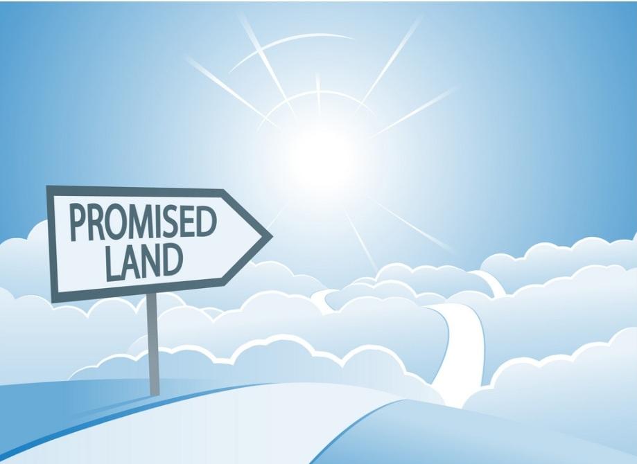 PROMISED LAND ON EARTH